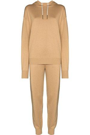 Olivia von Halle Shanghai hoodie and track pants set