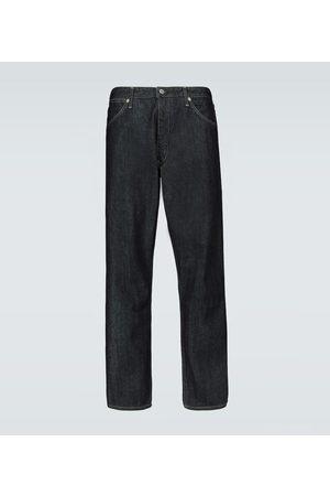 Jil Sander Twisted denim jeans