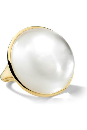 Ippolita 18kt yellow Luce large oval ring