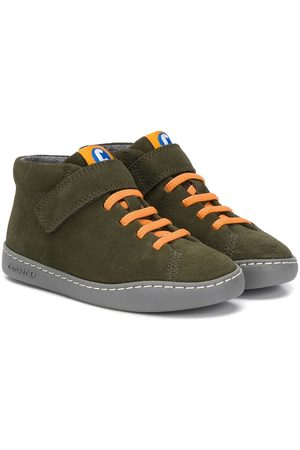 Camper Touch-strap high-top sneakers