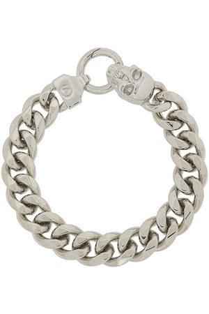 NORTHSKULL Men Bracelets - Atticus skull charm bracelet