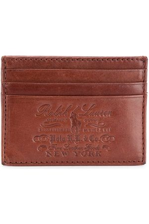 Polo Ralph Lauren Embossed logo cardholder