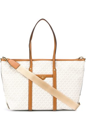 Michael Kors Beck logo tote bag