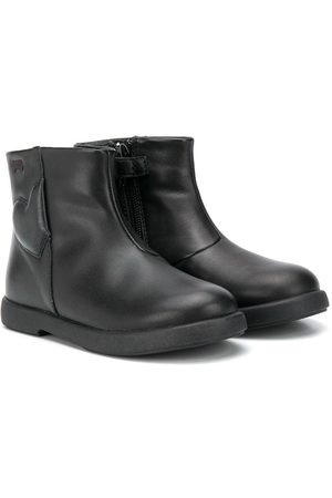 Camper Kids Ergo leather ankle boots