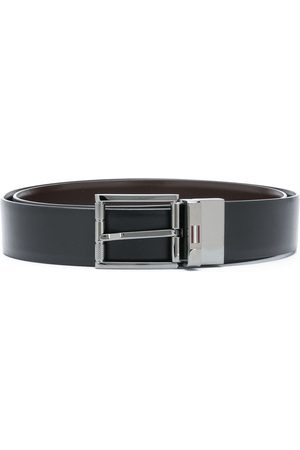 Bally Square buckle belt