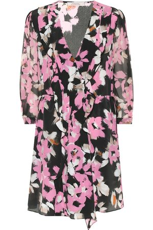 Dorothee Schumacher Women Printed Dresses - Floral silk-blend crêpe minidress
