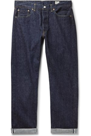 ORSLOW Men Straight - 105 Selvedge Denim Jeans