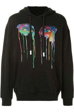 HACULLA Paint dry print hoodie