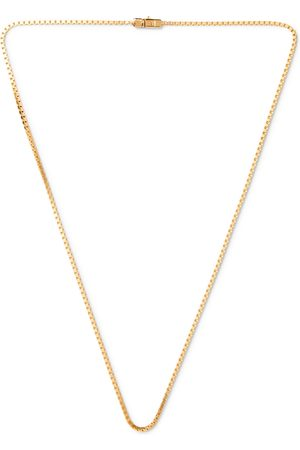 TOM WOOD Men Necklaces - Plated Chain Necklace