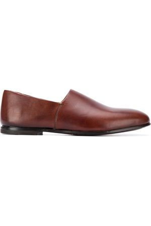 Ajmone Polished slip-on loafers