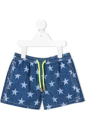 MC2 SAINT BARTH Star print swim shorts