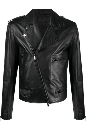 DESA 1972 Zipped-pocket biker jacket