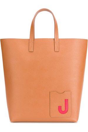 La DoubleJ Logo shopping bag