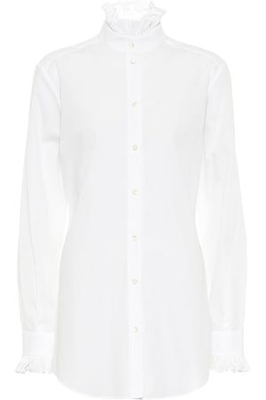 Dolce & Gabbana Women Long Sleeve - Cotton poplin shirt