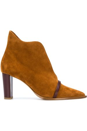 MALONE SOULIERS Pointed-toe ankle boots