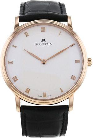 Blancpain 2010s pre-owned Villeret wrist watch