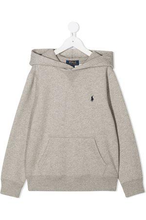 Ralph Lauren Embroidered logo hoodie