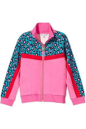 The Marc Jacobs Kids Cheetah-print bomber jacket