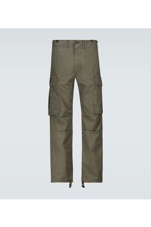 RRL Cotton cargo pants