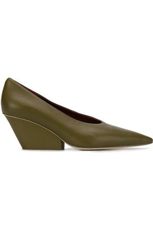 CamperLab Juanita 70mm slip-on pumps