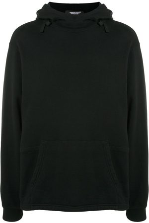 UNDERCOVER Long-sleeved pouch pocket hoodie