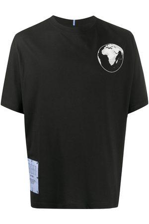 McQ Earth print T-shirt