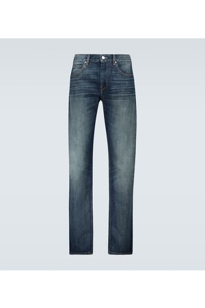 Isabel Marant Jack straight-fit jeans