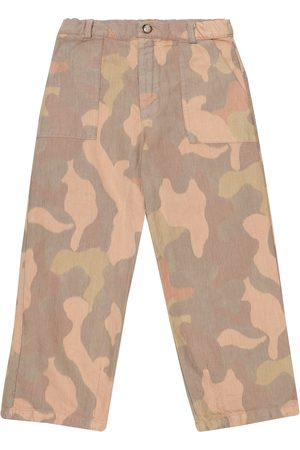 MORLEY Major cotton-blend pants