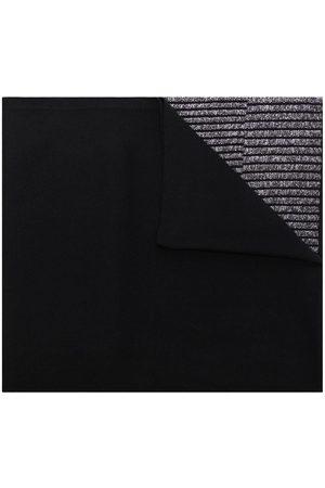 Y-3 CH1 intarsia-knit scarf