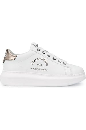 Karl Lagerfeld Kapri logo low-top sneakers