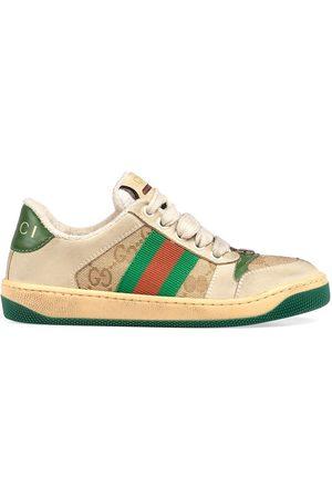 Gucci GG Supreme Web sneakers