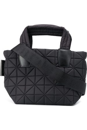 VeeCollective Small quilted tote bag