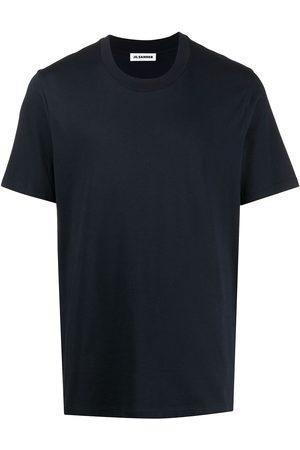Jil Sander Round-neck short-sleeve T-shirt