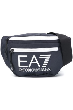 EA7 Printed logo belt bag