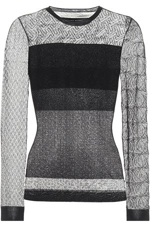 Roland Mouret Ellis bodycon lace top