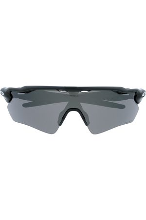 Oakley Oversized tinted sunglasses