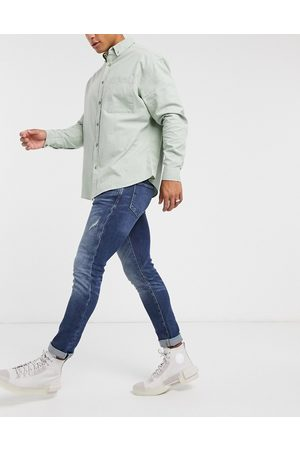 Selected Jeans in slim fit washed