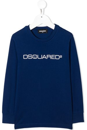 Dsquared2 Logo-print cotton sweatshirt