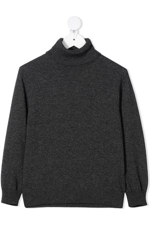 Dsquared2 Roll-neck logo jumper