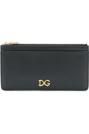 Dolce & Gabbana Baroque DG rectangle cardholder