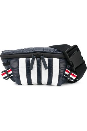 Thom Browne RWB stripe detail belt bag