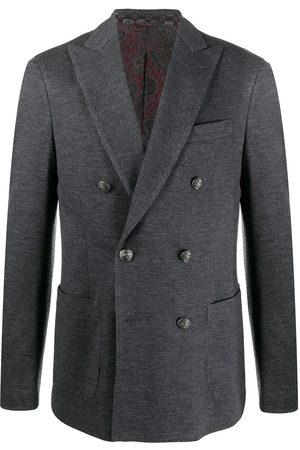 Etro Double-breasted blazer