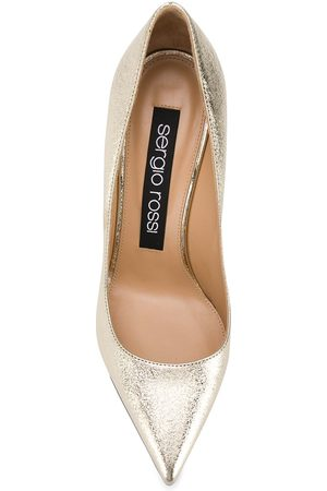 Sergio Rossi 90mm pointed-toe pumps