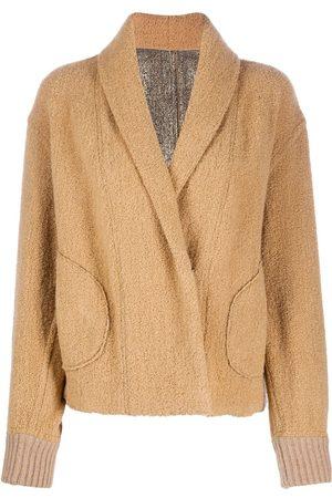 FORTE FORTE Shearling bomber jacket