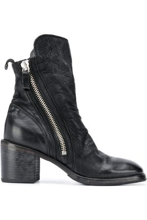 MOMA Women Ankle Boots - Horse leather ankle boots