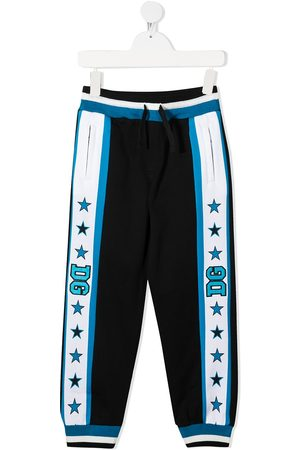 Dolce & Gabbana Star tracksuit bottoms