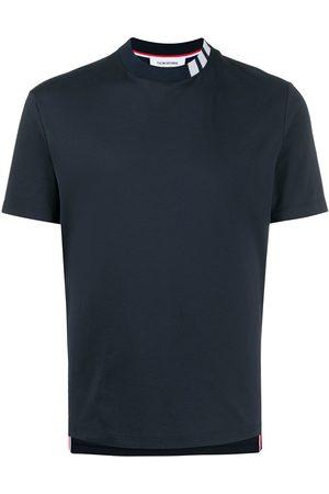 Thom Browne 4-Bar mock neck T-shirt