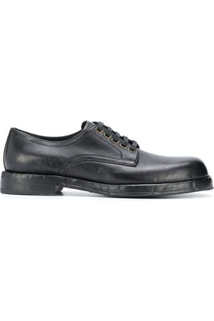 Dolce & Gabbana Lace-up leather shoes