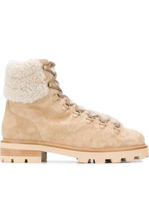 Jimmy Choo Eshe shearling hiking boots