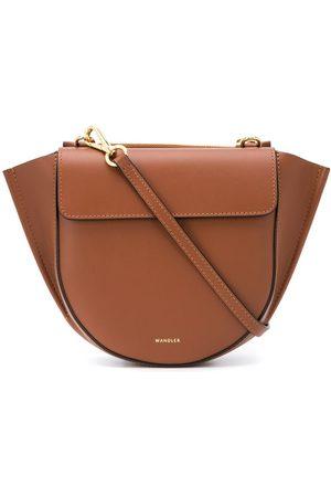 Wandler Hortensia leather tote bag